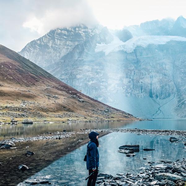喀什米爾入冬之旅<br>穿上MERRELL探索前所未見的亞洲